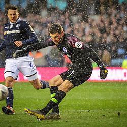 Millwall v Brighton, FA Cup, 17 March 2019