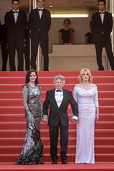 Eva Green, Roman Polanski, Emmanuelle Seigner attending Based On A True Story (D'Apres Une Histoire Vraie) screening during the 70th Cannes Film Festival on May 27, 2017 in Cannes, France. Photo by Julien Reynaud/APS-Medias/ABACAPRESS.COM