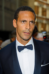 GQ Men of the Year Awards 2013. <br /> Rio Ferdinand during the GQ Men of the Year Awards, the Royal Opera House, London, United Kingdom. Tuesday, 3rd September 2013. Picture by Chris  Joseph / i-Images