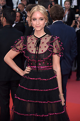 "71st Cannes Film Festival 2018, Red Carpet film ""Blackkklansman"". Pictured: Charlotte Groeneveld"