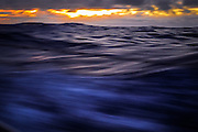 "Tropical storms on the fringe of downgraded Hurricane Darby make a dramatic sunset as J46 ""Riva"" surfs toward the Hawaiian island of Oahu, finish of the 2070 nautical mile Pacific Cup 2016 ocean race."