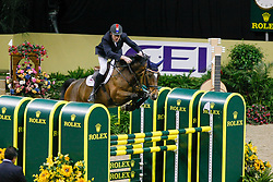 Zoer Albert, NED, Oki Doki<br /> World Cup Final Jumping - Las Vegas 2009<br /> © Hippo Foto - Dirk Caremans<br /> 17/04/2009