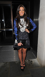 The Only Way Is Essex star Cara Kilbey at the STK restaurant in Covent Garden, London, UK. 22/12/2012<br />BYLINE MUST READ : GOTCHAIMAGES.COM<br /><br />Copyright by © Gotcha Images Ltd. All rights reserved.<br />Usage of this image is conditional upon the acceptance <br />of Gotcha Images Ltd, terms and conditions available at<br />www.gotchaimages.com