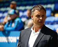 Paul Rowley (Coach) of Toronto Wolfpack during the Ladbrokes Challenge Cup match at the Halliwell Jones Stadium, Warrington<br /> Picture by Stephen Gaunt/Focus Images Ltd +447904 833202<br /> 13/05/2018
