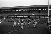 05/02/1967<br /> 02/05/1967<br /> 5 February 1967<br /> National Hurling League: Cork v Dublin at Croke Park, Dublin.