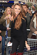 12.NOVEMBER.2012. LONDON<br /> <br /> GIRLS ALOUD LEAVING THE STUDIOS OF BBC RADIO1.<br /> <br /> BYLINE: EDBIMAGEARCHIVE.CO.UK<br /> <br /> *THIS IMAGE IS STRICTLY FOR UK NEWSPAPERS AND MAGAZINES ONLY*<br /> *FOR WORLD WIDE SALES AND WEB USE PLEASE CONTACT EDBIMAGEARCHIVE - 0208 954 5968*
