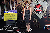 Louise Brealey, Specsavers Crime Thriller Awards, Grosvenor House Hotel, London UK, 24 October 2014, Photo by Richard Goldschmidt