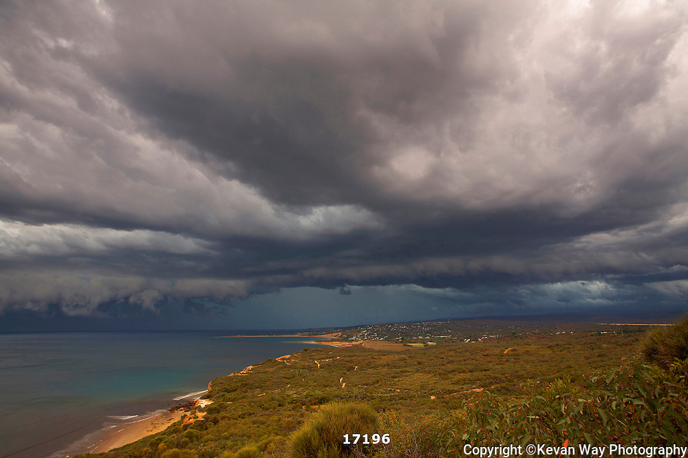 Anglesea storm front