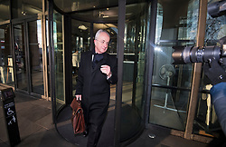 © Licensed to London News Pictures. 06/02/2018. London, UK. PHILIP GREEN, former chairman of Carillion, arrives at Portcullis house in London where former bosses of the outsourcing firm Carillion are due to give evidence to a Business, Energy and Industrial Strategy Committee and the Work and Pensions Committe. Carillion plc, a major government contractor, went in to administration in January 2018. Photo credit: Ben Cawthra/LNP