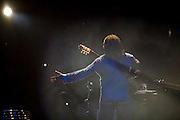 Ouro preto_MG, Brasil...Show de encerramento do Festival Tudo e Jazz, na Praca Tiradentes em Ouro Preto, com Milton Nascimento...Tudo e Jazz Festival, in Tiradentes square, Ouro Preto, with Milton Nascimento...Foto: LEO DRUMOND /  NITRO