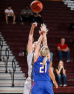 February 17, 2011: The Lubbock Christian University Lady Chaps play against the Oklahoma Christian University Lady Eagles at the Eagles Nest on the campus of Oklahoma Christian University.