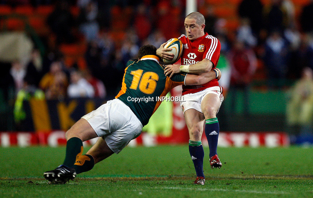 2009 British &amp; Irish Lions Tour, Newlands, Cape Town, South Africa 23/6/2009<br />
