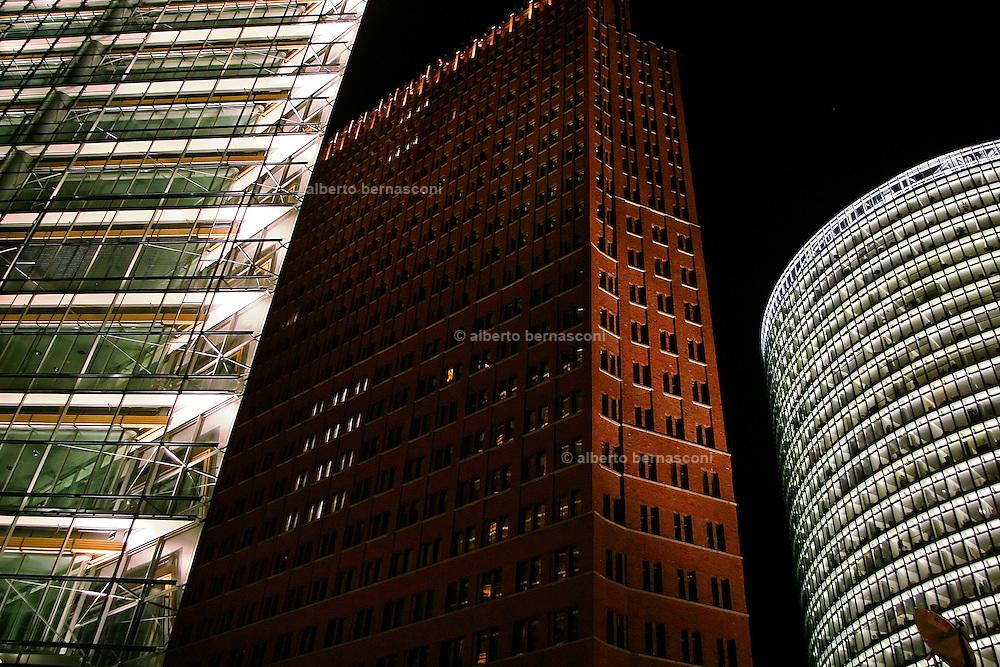 Berlin , Potsdamer Platz