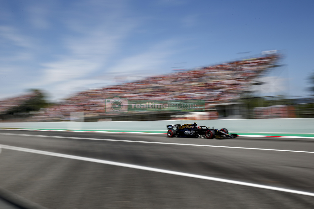 May 11, 2019 - Barcelona, Spain - Motorsports: FIA Formula One World Championship 2019, Grand Prix of Spain, ..#20 Kevin Magnussen (DEN, Rich Energy Haas F1 Team) (Credit Image: © Hoch Zwei via ZUMA Wire)
