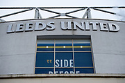A general view of Elland Road during the EFL Sky Bet Championship match between Leeds United and Millwall at Elland Road, Leeds, England on 20 January 2018. Photo by Craig Zadoroznyj.