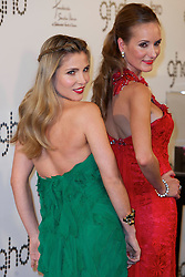 (UK RIGHTS ONLY) Elsa Pataky and Sandra Ibarra attend the Ghd Pink Proyect charity dinner in Madrid, Spain. 29/11/2012<br />BYLINE MUST READ : DND/EAGLEPRESS/GOTCHA IMAGES<br /><br />Copyright by © Gotcha Images Ltd. All rights reserved.<br />Usage of this image is conditional upon the acceptance <br />of Gotcha Images Ltd, terms and conditions available at<br />www.gotchaimages.com