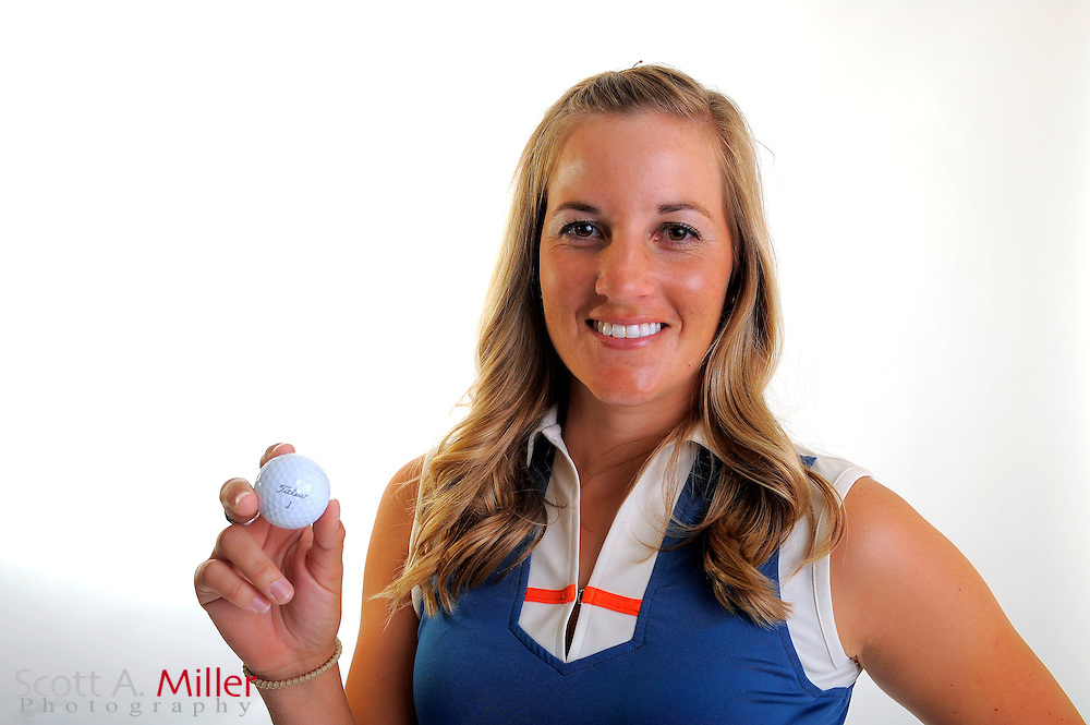 Tracy Stanford during a portrait shoot prior to the Symetra Tour's Florida's Natural Charity Classic at the Lake Region Yacht and Country Club on March 19, 2012 in Winter Haven, Fla. ..©2012 Scott A. Miller.