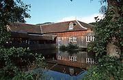 Deutschland, Germany,Baden-Wuerttemberg.Schwarzwald.Seelbach, Glatz Mühle (Museumswassermühle) an der Schutter.Seelbach, water mill museum...