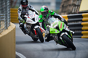 October 16-20, 2016: Macau Grand Prix.  40 Martin JESSOPP, Riders Motorcycles BMW
