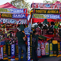 BIRMINGHAM, ENGLAND - SEPTEMBER 26: General views during the Rugby World Cup 2015 Pool B match between South Africa and Samoa at Villa Park on September 26, 2015 in Birmingham, England. (Photo by Steve Haag/Gallo Images)