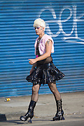 Folsom Street Fair 2009..Photo by Jason Doiy.9-27-09.....