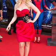 NLD/Amsterdam/20140422 - Premiere The Amazing Spiderman 2, Monique Sluyter