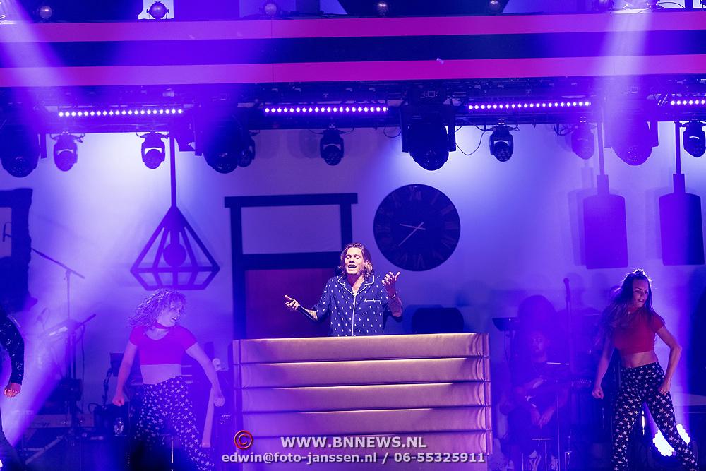 NLD/Amsterdam/20191115 - Chantals Pyjama Party in Ziggo Dome, Tony Junior