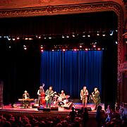 James Hunter Performs at The Music Hall, Portsmouth, NH. Kyle Koehler, Organ; Jason Wilson, Bass; James Hunter, Guitar & Vocals; Jonathan Lee, Drums; Damian Hand, Tenor Sax; Lee Badau, Bari Sax
