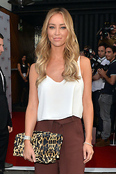 Lauren Pope attends the Diet Coke J.W.Anderson launch party at Village Underground in London, UK. 30/07/2015<br />