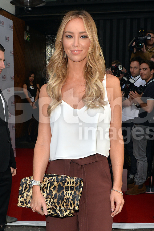Lauren Pope attends the Diet Coke J.W.Anderson launch party at Village Underground in London, UK. 30/07/2015<br />BYLINE MUST READ : GOTCHAIMAGES.COM<br /><br />Copyright by © Gotcha Images Ltd. All rights reserved.<br />Usage of this image is conditional upon the acceptance <br />of Gotcha Images Ltd, terms and conditions available at<br />www.gotchaimages.com