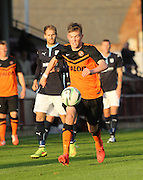 Dundee United's Blair Spittal - Dundee v Dundee United, SPFL Development League at Gayfield, Arbroath<br /> <br />  - &copy; David Young - www.davidyoungphoto.co.uk - email: davidyoungphoto@gmail.com