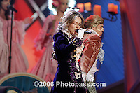 Thalia performing. For more caption information and licensing please contact the studio - via email or call 917-586-6993. Photo Credit; Rahav Segev / Photopass.com.