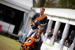 Houtzager Marc, NED, Sterrehofs Calimero<br /> Seniors <br /> Nederlands Kampioenschap Jumping - Mierlo <br /> © Hippo Foto - Dirk Caremans<br /> 23/04/2017