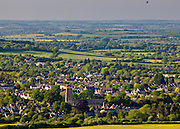 Rural and quaint town of Winchcombe, The Cotswolds, Gloucestershire