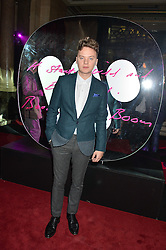 CONOR MAYNARD at the Warner Music Brit Party held at the Freemason's Hall, 60 Great Queen Street, London on 25th February 2015.