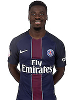 Serge Aurier of PSG during PSG photo call for the 2016-2017 Ligue 1 season on September, 7 2016 in Paris, France<br /> Photo : C.Gavelle/ PSG / Icon Sport