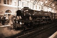 The Flying Scotsman British Railways Class A3 60103 Steam Locomotive