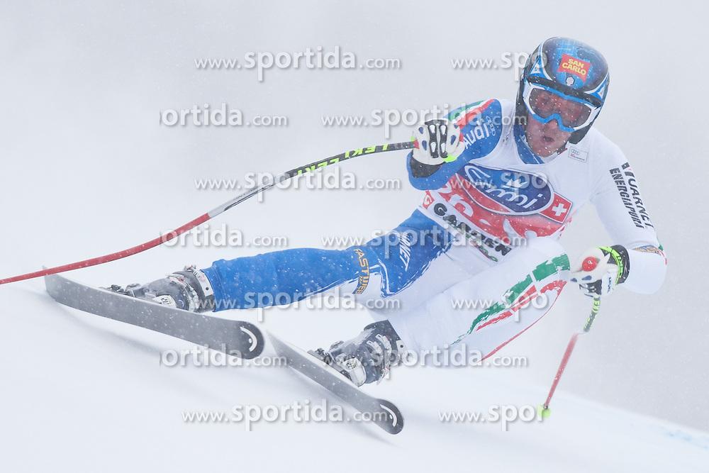 17.12.2010, Saslong, Groeden, ITA, FIS World Cup Ski Alpin, Men, SuperG, im Bild Werner Heel (ITA,#26). EXPA Pictures © 2010, PhotoCredit: EXPA/ J. Groder