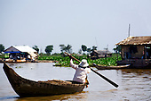Tonle Sap Floating Villages
