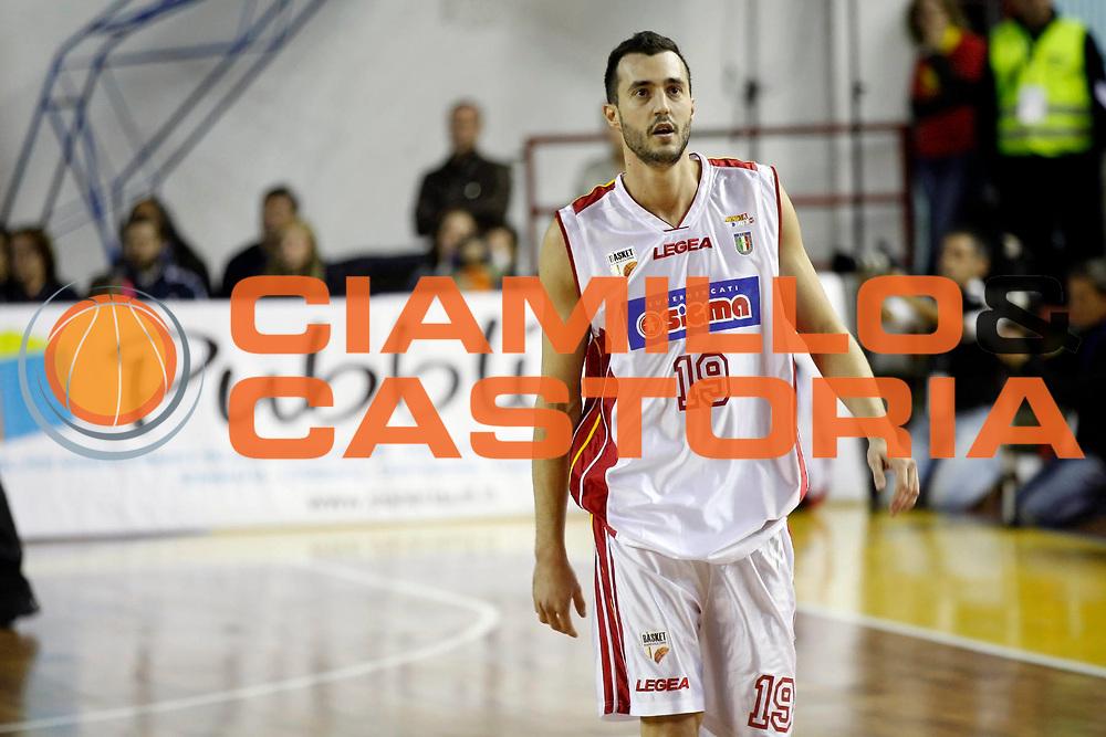 DESCRIZIONE : Barcellona Pozzo di Gotto Campionato Lega Basket A2 2010-11 Sigma Barcellona MarcoPoloShop.it Forli<br /> GIOCATORE : Andrea Ghiacci<br /> SQUADRA : Sigma Barcellona<br /> EVENTO : Campionato Lega Basket A2 2010-2011<br /> GARA : Sigma Barcellona MarcoPoloShop.it Forli<br /> DATA : 21/11/2010<br /> CATEGORIA : Ritratto<br /> SPORT : Pallacanestro <br /> AUTORE : Agenzia Ciamillo-Castoria/G.Pappalardo<br /> Galleria : Lega Basket A2 2009-2010 <br /> Fotonotizia : Barcellona Pozzo di Gotto Campionato Lega Basket A2 2010-11 Sigma Barcellona MarcoPoloShop.it Forli<br /> Predefinita :