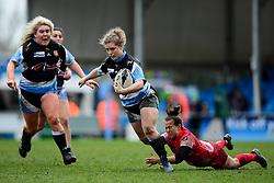 - Mandatory by-line: Ryan Hiscott/JMP - 07/03/2020 - SPORT- Sandy Park - Exeter, United Kingdom - Exeter Chiefs Women v Army Women