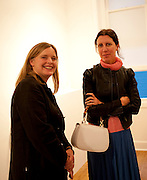KATHARINE DOWSON; VALERIA NAPOLEONE; , Relics of the Mind.- Private view of work by Katharine Dowson. GV Art, 49 Chiltern st. London. W1. 16 September 2010. -DO NOT ARCHIVE-© Copyright Photograph by Dafydd Jones. 248 Clapham Rd. London SW9 0PZ. Tel 0207 820 0771. www.dafjones.com.