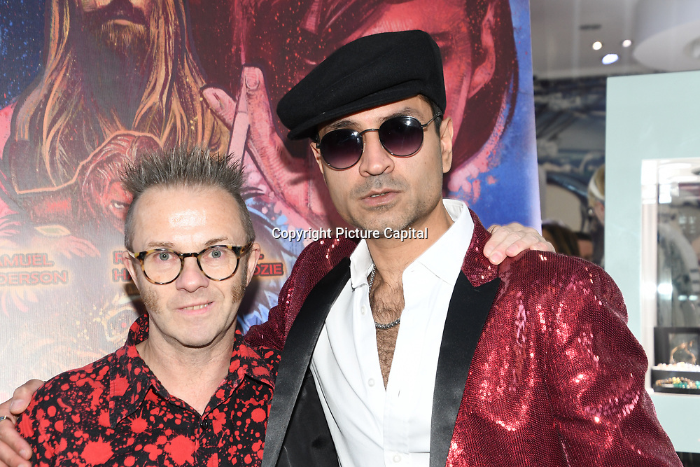 Naeem Mahmood is a dircetor and guest arrives at Tresor Paris In2ruders - launch at Tresor Paris, 7 Greville Street, Hatton Garden, London, UK 13th September 2018.