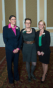 2015 Outstanding Administrator Award Winners (Let to RIght) Carey Bush, Roxanne Male'- Brune and Jneanne Hacker.