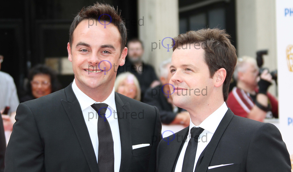 Anthony McPartlin and Declan Donnelly Philips British Academy Television Awards held at the London Palladium, London, UK, 06 June 2010. For piQtured Sales contact: Ian@piqtured.com Tel: +44(0)791 626 2580 (Picture by Richard Goldschmidt/Piqtured)