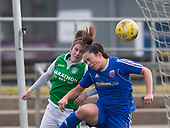 Forfar Farmington v Hibs Ladies - 18-02-2018