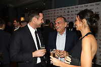 Frank Lampard, Christine Lampard and Avram Grant
