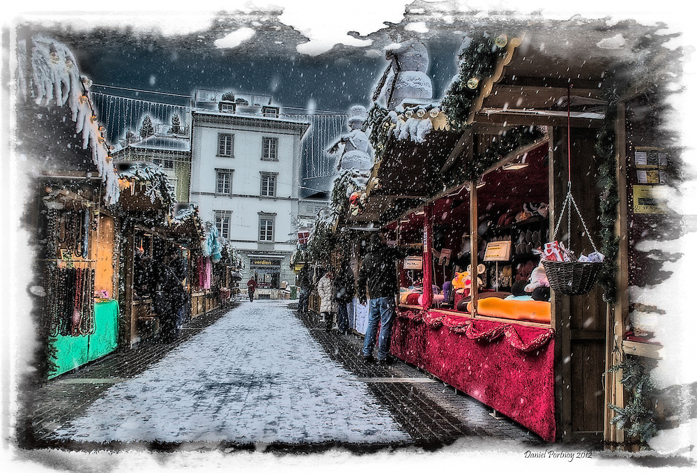 Christmas market in Winterthur | danny portnoy - photography