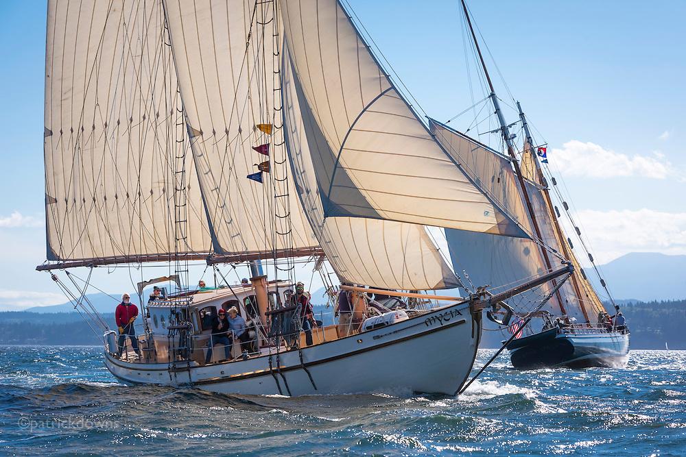Wooden Boat Festival 2016, Port Townsend WA