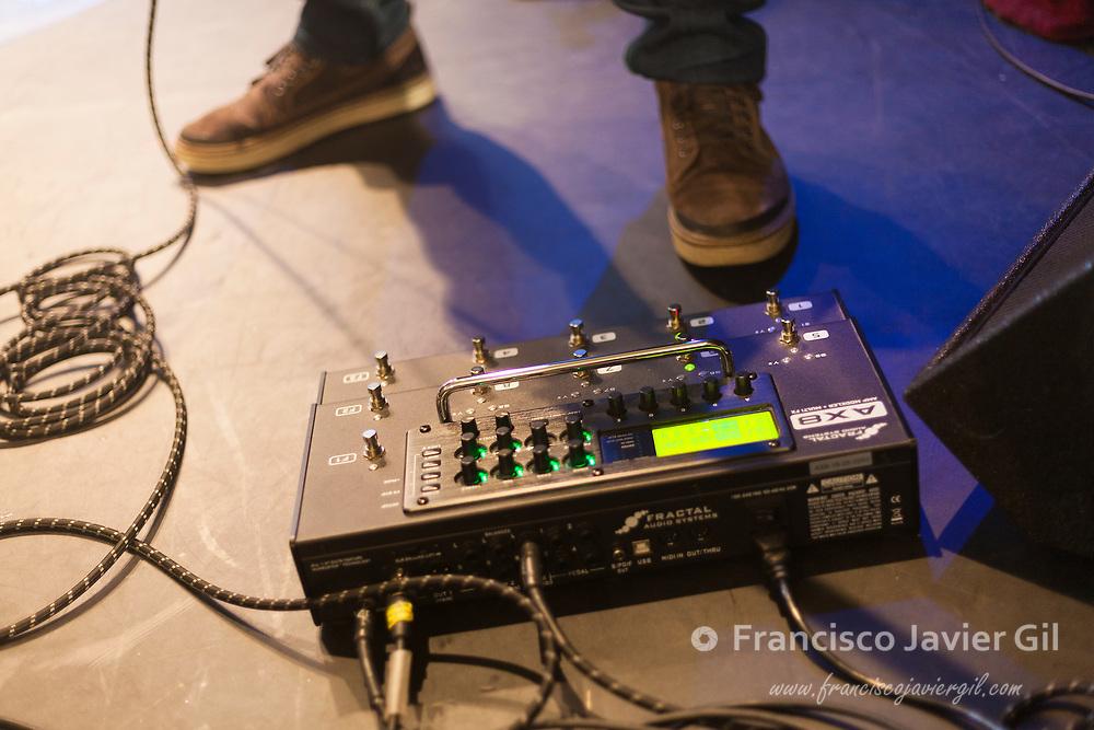 Concert of Issue de Secours (IDS), Studio Raspail, 24-03-2017, Paris